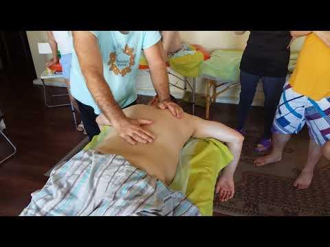 Силовой массаж Сырченко Андрей Игоревич