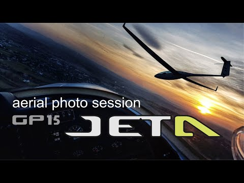GP 15 JETA aerial photo session chase