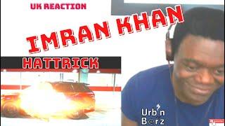 Hattrick (Official Music Video) | Imran Khan featuring Yaygo Musalini | UK Reaction
