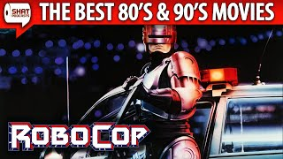 Robocop (1987) - Best Movies of the 80's & 90's Review