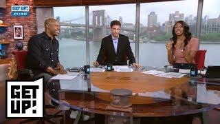 Mike Greenberg: Steph Curry being the NBA Finals MVP doesn't matter | Get Up | ESPN