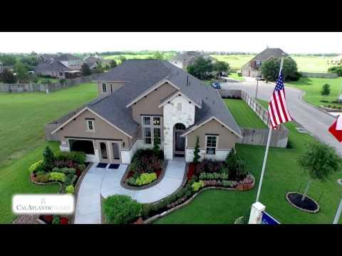 Magnolia Creek Texas 60s – Hamilton – New Homes in League City, TX – CalAtlantic Homes