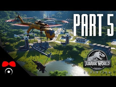VELOCIRAPTOŘI! | Jurassic World: Evolution #5