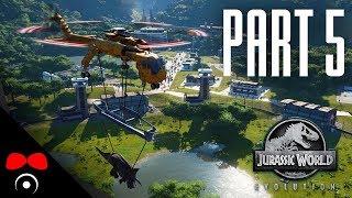 VELOCIRAPTOŘI! | Jurassic World: Evolution #5