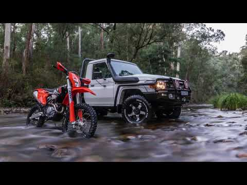Win this KTM with ARB and Safari