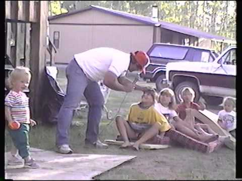 Family Reunion 1989 Part II