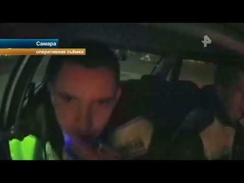 """В Самаре полицейские задержали грузчика-лихача, угнавшего """"Газель"""""""