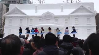 2013/2/11 さっぽろ雪まつり.