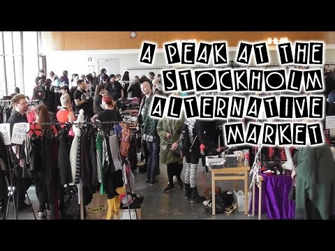 A peak at the Stockholm Alternative Market