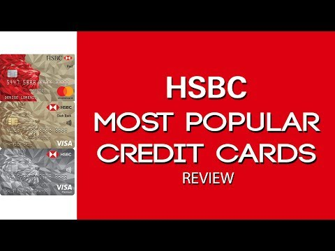 Credit Card Philippines L HSBC Most Popular Credit Cards Review