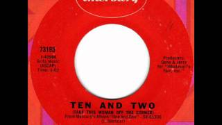 GENE & JERRY  Ten and Two (take this woman off the corner)  70s Chicago Soul