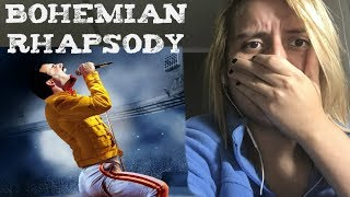 Bohemian Rhapsody (Official Trailer 2) Reaction