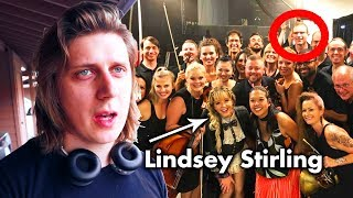 I Rehearsed With a Drummer Who Played With Lindsey Stirling and Evanescence