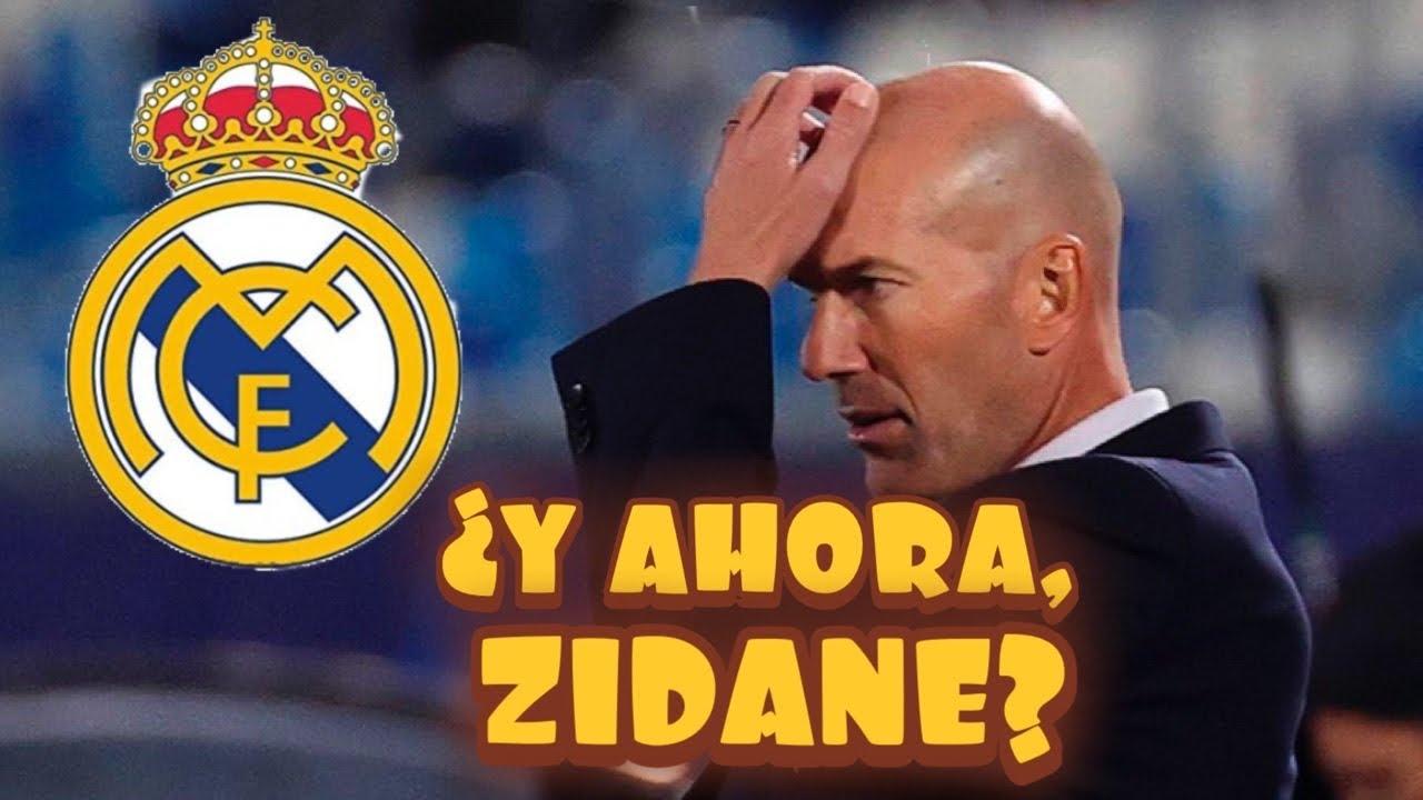 ¿HACIA DÓNDE AHORA EL REAL MADRID? ¿CUÁNTA RESPONSABILIDAD ZIDANE? #MundoMaldini