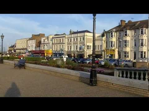Sea Front, Pier and Promenade, Herne Bay, Kent.