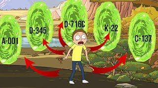 Las teorías más impresionantes sobre Morty malvado - Rick ...