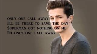 lagu one call away