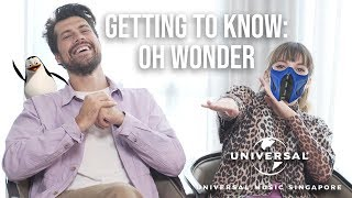 Oh Wonder Talks Album 3 & Being Savage To Each Other | Getting To Know