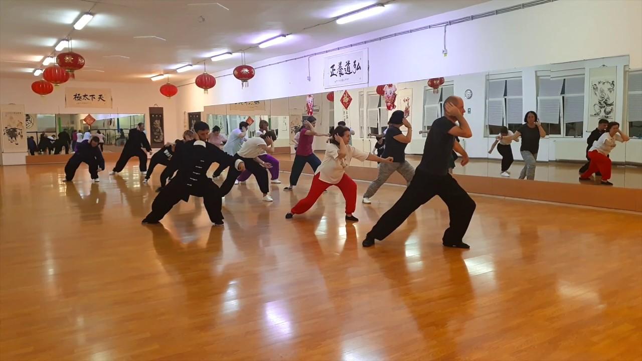Curs Tai Chi la Academia Artasia