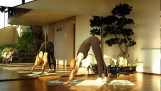 Формируем здоровый позвоночник. Стретчинг (растяжка).(Комплекс упражнений, направленный на вытяжение позвоночника и укрепления мышц, проходящих вдоль него...., 2013-01-13T14:47:37.000Z)