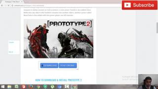 HOW TO DOWNLOAD PROTOTYPE 2