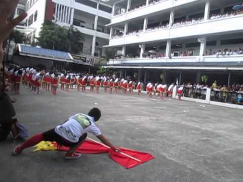 University of Manila CHEERDANCE COMPETITION BSBA set A&FA 2014 ♥