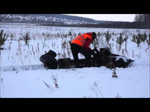 экстрим на снегоходах » Приколы, фото и видео приколы