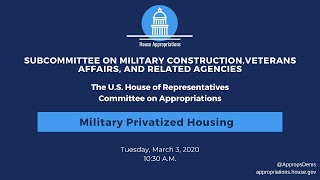 Military Privatized Housing (EventID=110611)