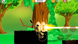 Ninja Shadow Rock Stars - Stickman Adventures