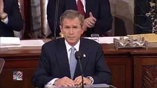 US George H.W. Bush is Sworn-In at President Head On