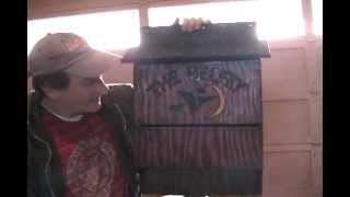 How To Build A Bat House - The Belfry