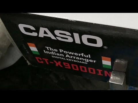Casio CTX 8000IN 9000IN OPERATION VIDEOS DAILY NEWS OFFERS