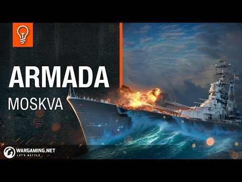 World of Warships - Armada: Moskva