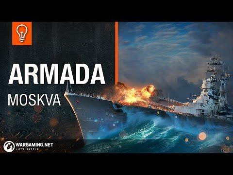 World of Warships - Armada: Moskva