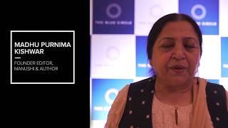Madhu Purnima Kishwar - Founder Editor, Manushi & Author