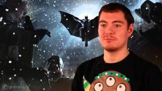 Александр Шакиров Мнение Batman Arkham Origins By MeF