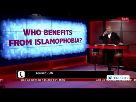 Who benefits from Islamophobia? - George Galloway - Comment - Press TV - 22nd January 2015