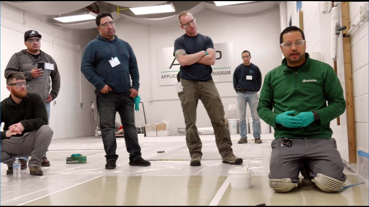 Dur-A-Flex Applicator Training Program