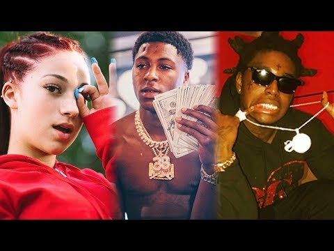 Danielle Bregoli dad CALLS OUT Nba Youngboy & Kodak Black for being around & scared she get Smashed