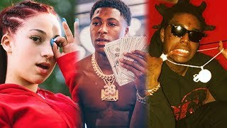 Danielle Bregoli dad Calls Out NBA YoungBoy & Kodak Black for being around her