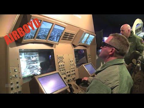 Boeing KC-46 (767) Simulator