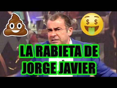 La Rabieta de Jorge Javier - YouTube
