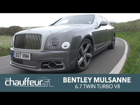 Bentley Mulsanne Speed Review from TheChauffeur.com