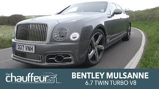 Bentley Mulsanne Speed 2017 Videos
