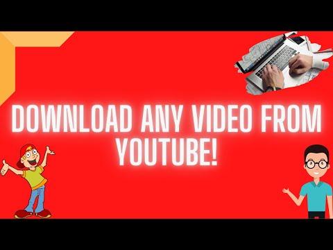 Youtube se koie bhi video Download karien wo bhi mp4 MIe in 2021  Download any video From youtube