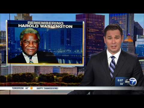 The legacy of Harold Washington 30 years after his death