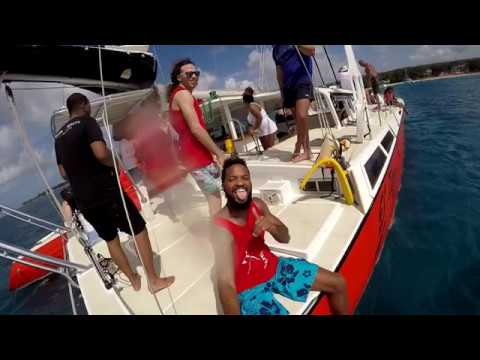 Carlisle Bay, Barbados - Power Boat Ride!