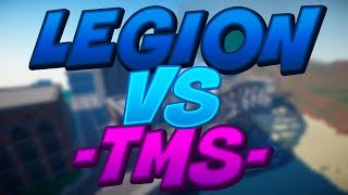 Подготовка к турниру: VimeWorld-Турнир Весна 2018. Legion vs -TMS-