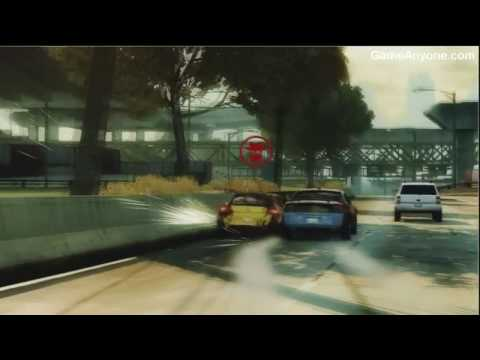 Need For Speed Undercover - The Trap - Job