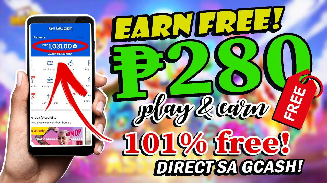 PLAY AND EARN FREE ₱280 SA APP NA ITO | 101% LEGIT! | LEGIT PAYING APPS 2021 - WITH PROOF OF PAYOUT